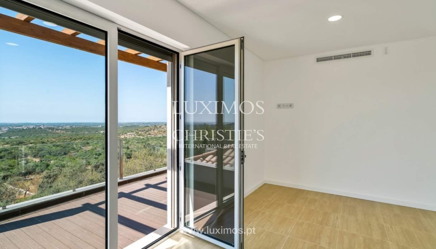 Venda moradia com vista mar em Santa Bárbara Nexe, Algarve_84848