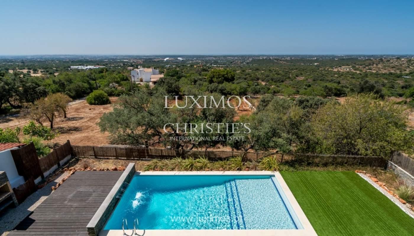Venta vivienda con vista mar en Santa Bárbara Nexe, Algarve, Portugal._84854