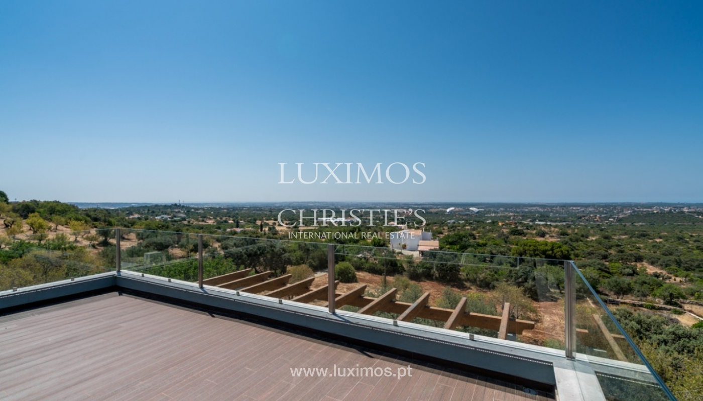 Venda moradia com vista mar em Santa Bárbara Nexe, Algarve_84858