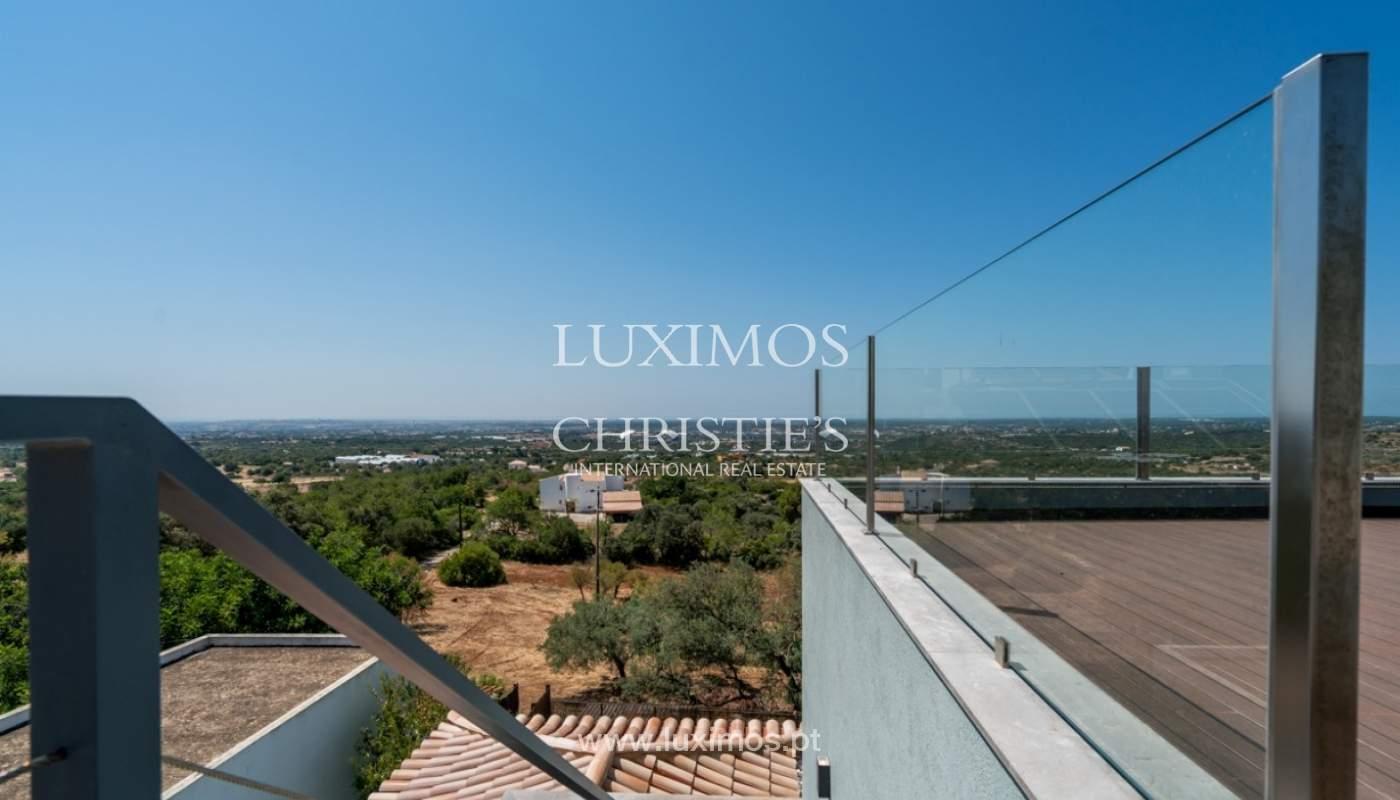 Venda moradia com vista mar em Santa Bárbara Nexe, Algarve_84860