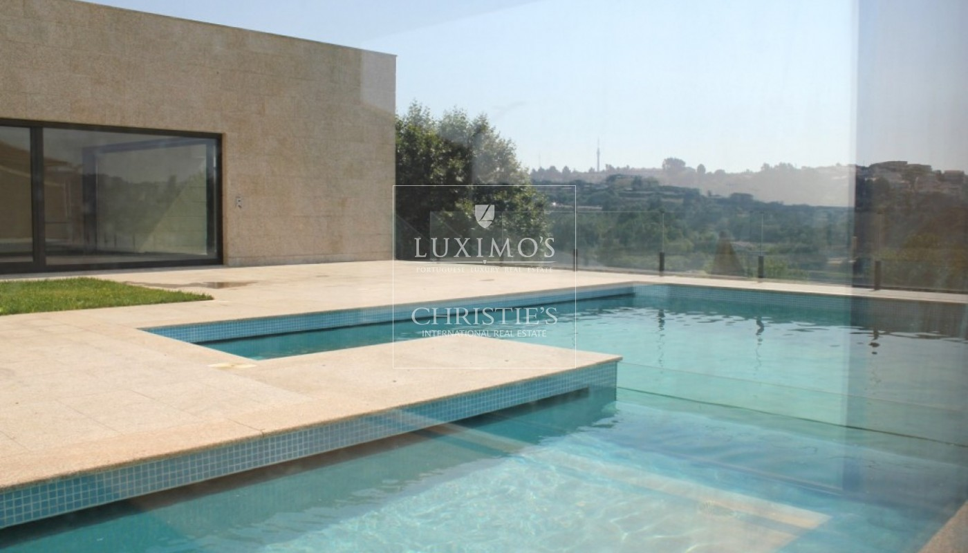 Luxury villa for sale with pool and river views, Porto, Portugal_84919