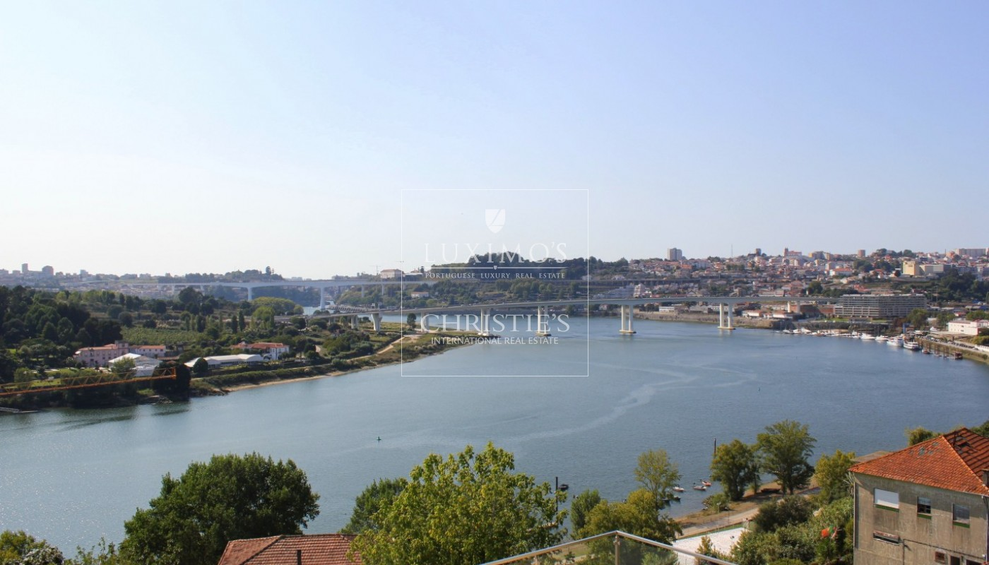 Luxury villa for sale with pool and river views, Porto, Portugal_84934