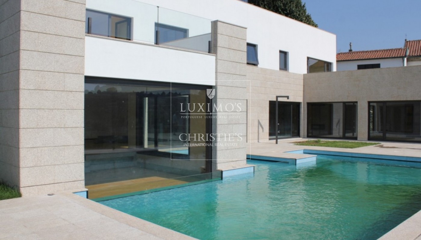 Luxury villa for sale with pool and river views, Porto, Portugal_84935