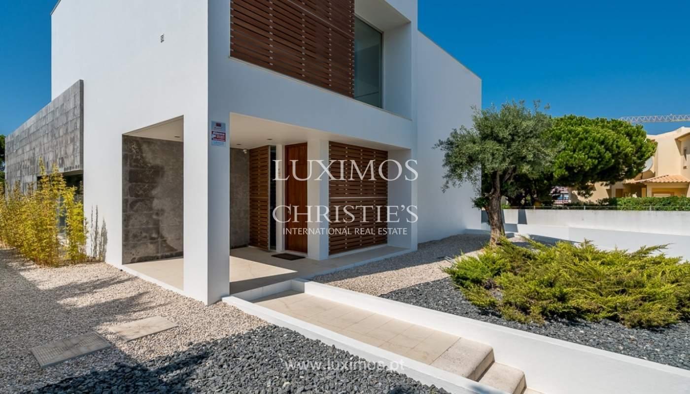 Venta de villa moderna con vista mar en Albufeira, Algarve, Portugal_85151