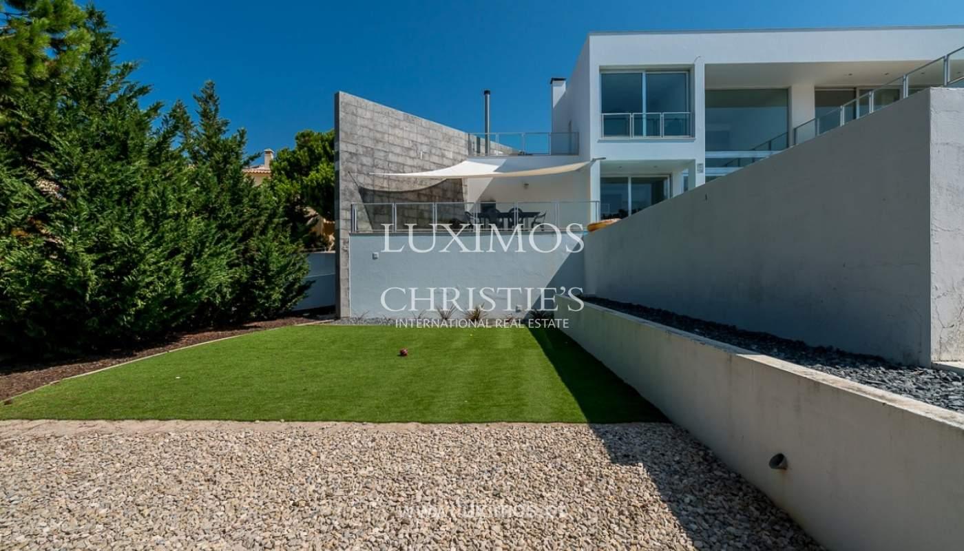 Venta de villa moderna con vista mar en Albufeira, Algarve, Portugal_85158