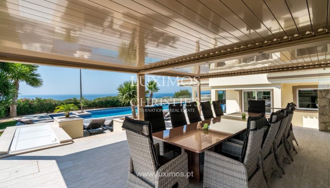 Verkauf von villa mit Meerblick in Albufeira, Algarve, Portugal_85375