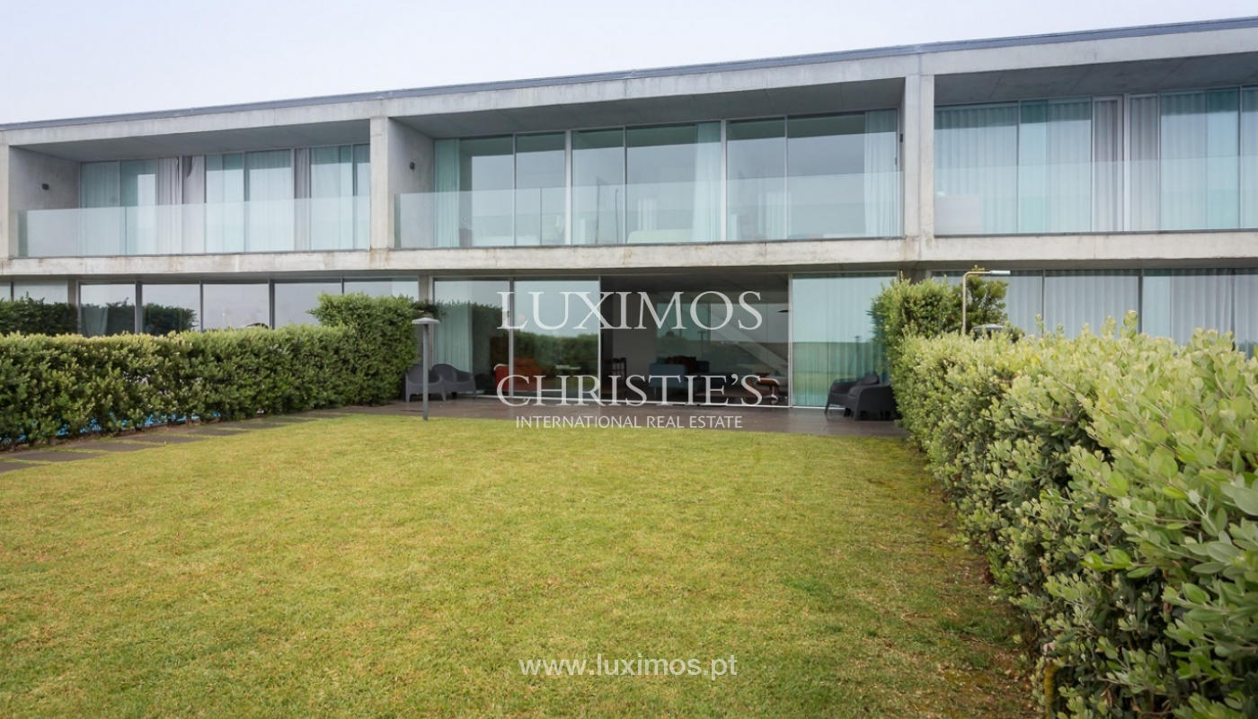 Sale of contemporary villa, 1st line of sea, Moledo, Portugal _85529
