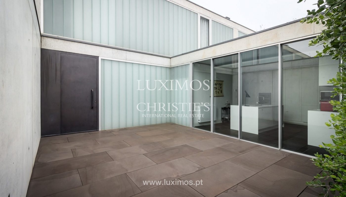 Sale of contemporary villa, 1st line of sea, Moledo, Portugal _85532