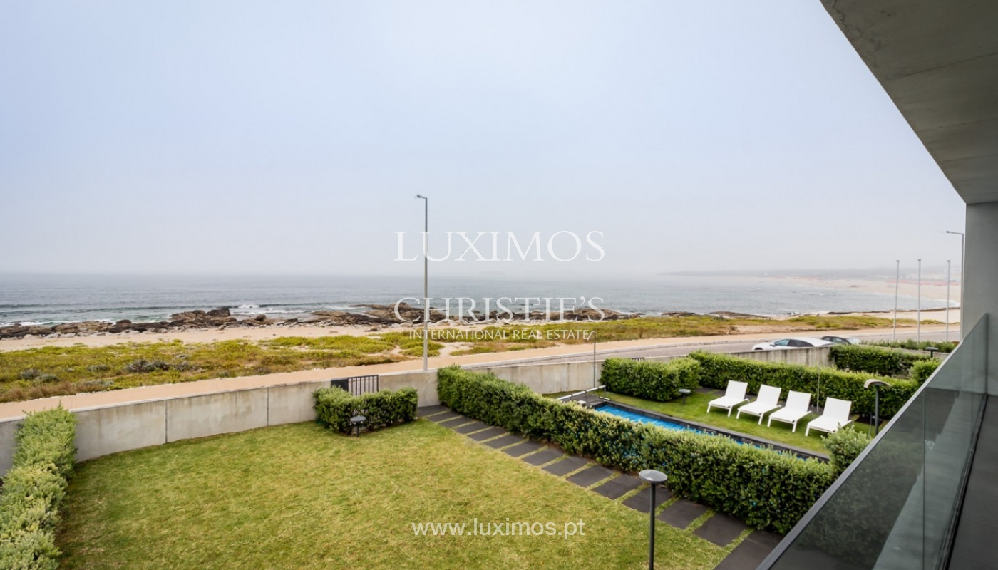 Sale of contemporary villa, 1st line of sea, Moledo, Portugal _85540