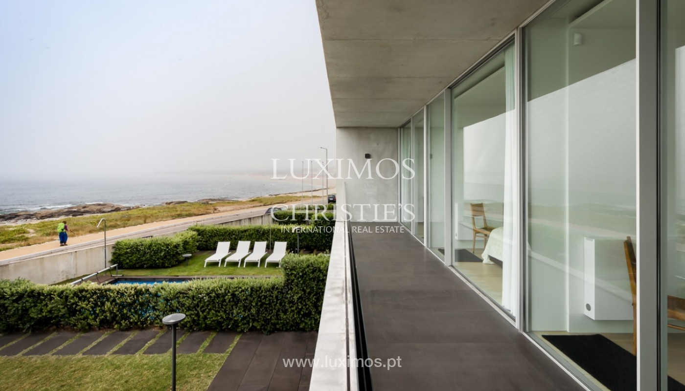 Sale of contemporary villa, 1st line of sea, Moledo, Portugal _85541