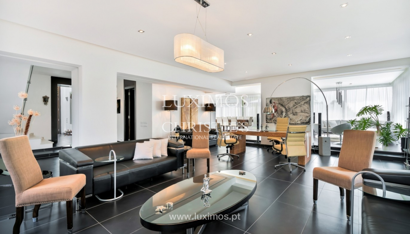 Sale of villa with ocean view in Estoi, Faro, Algarve, Portugal._85957