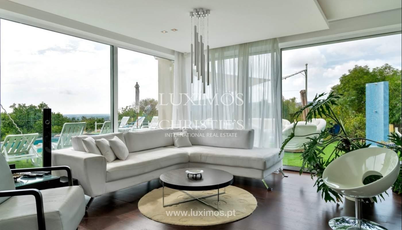 Sale of villa with ocean view in Estoi, Faro, Algarve, Portugal._85963
