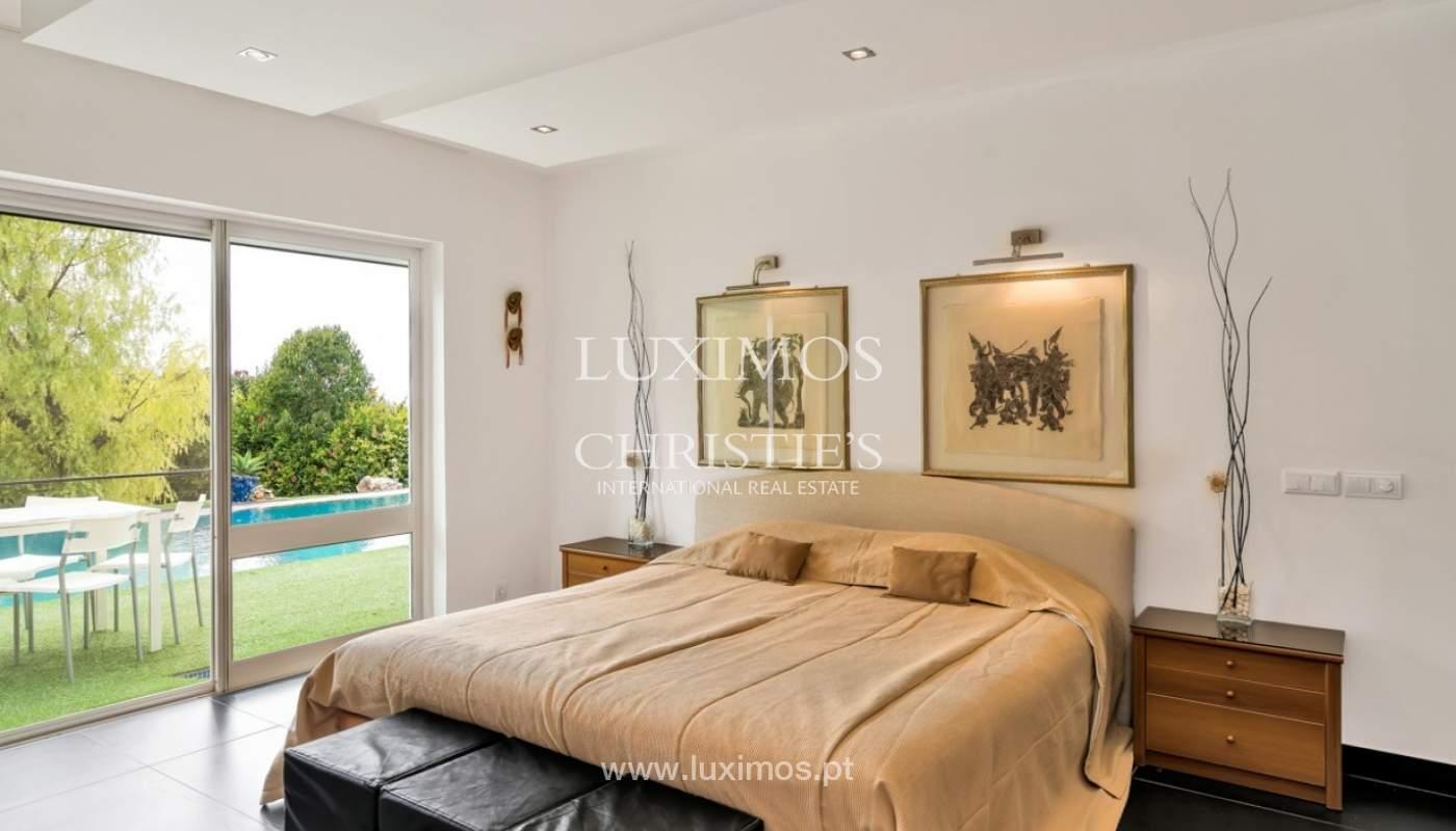 Sale of villa with ocean view in Estoi, Faro, Algarve, Portugal._85965