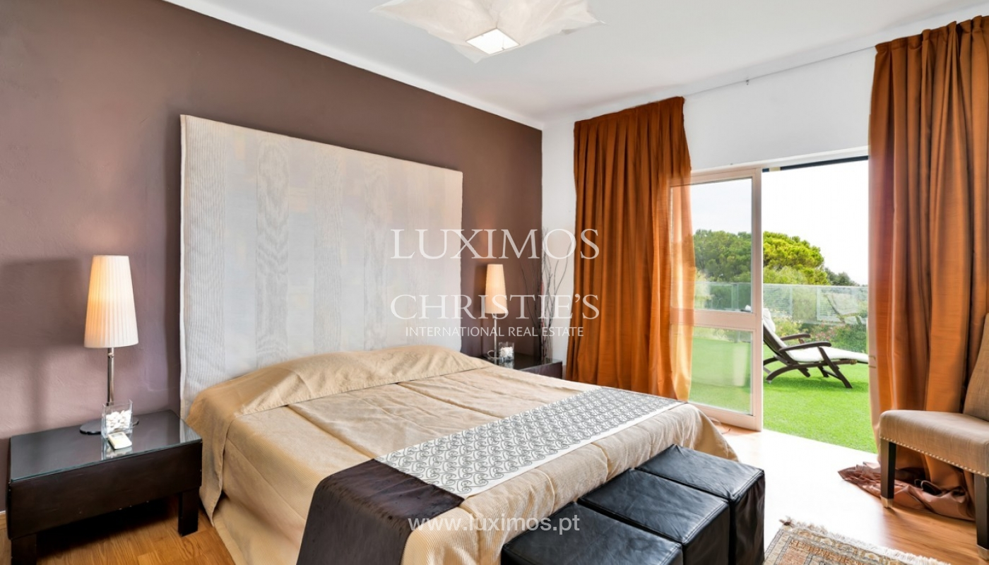 Sale of villa with ocean view in Estoi, Faro, Algarve, Portugal._85967
