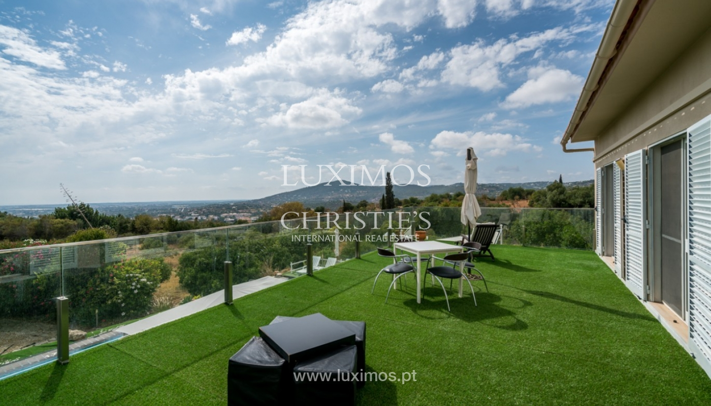 Sale of villa with ocean view in Estoi, Faro, Algarve, Portugal._85970
