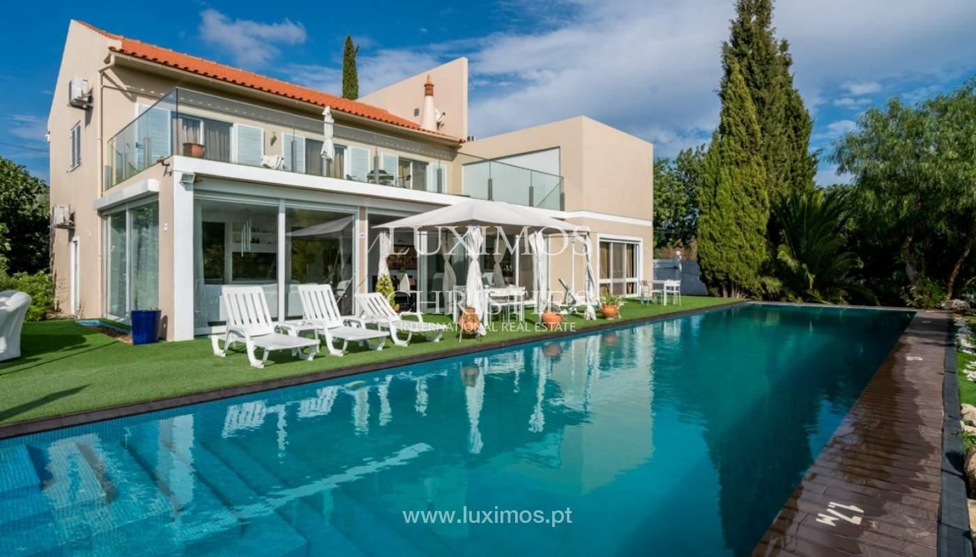 Sale of villa with ocean view in Estoi, Faro, Algarve, Portugal._85991