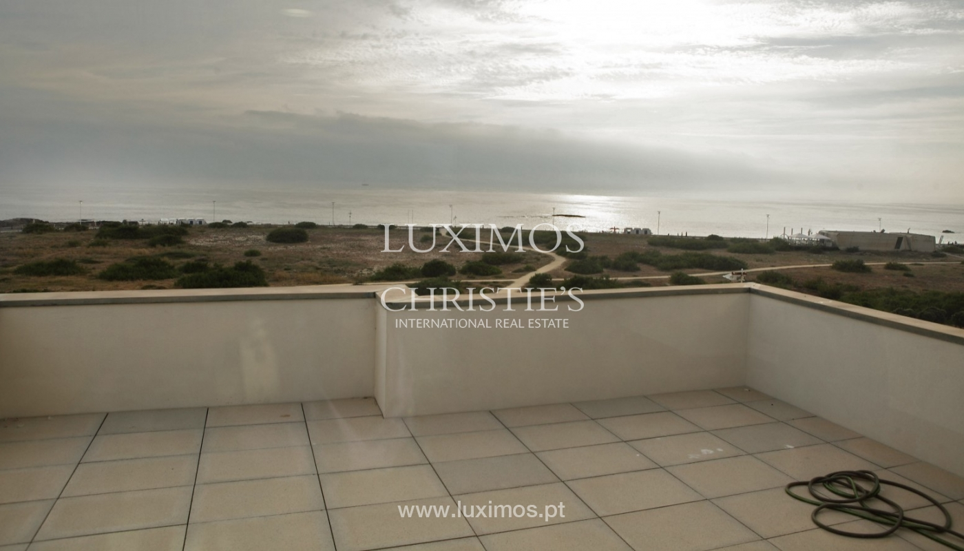 Penthouse for sale , first line of sea, Vila do Conde, Portugal _86100
