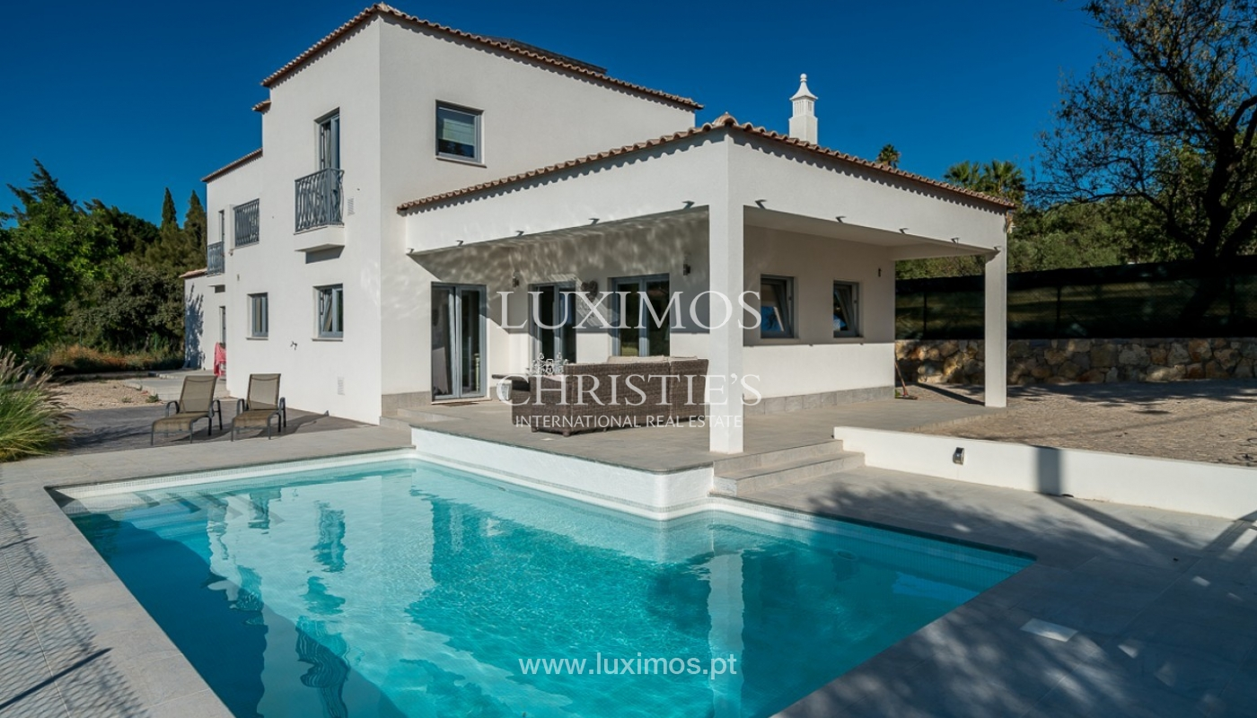 Venda de Moradia com vista mar e campo em Loulé, Algarve_86622