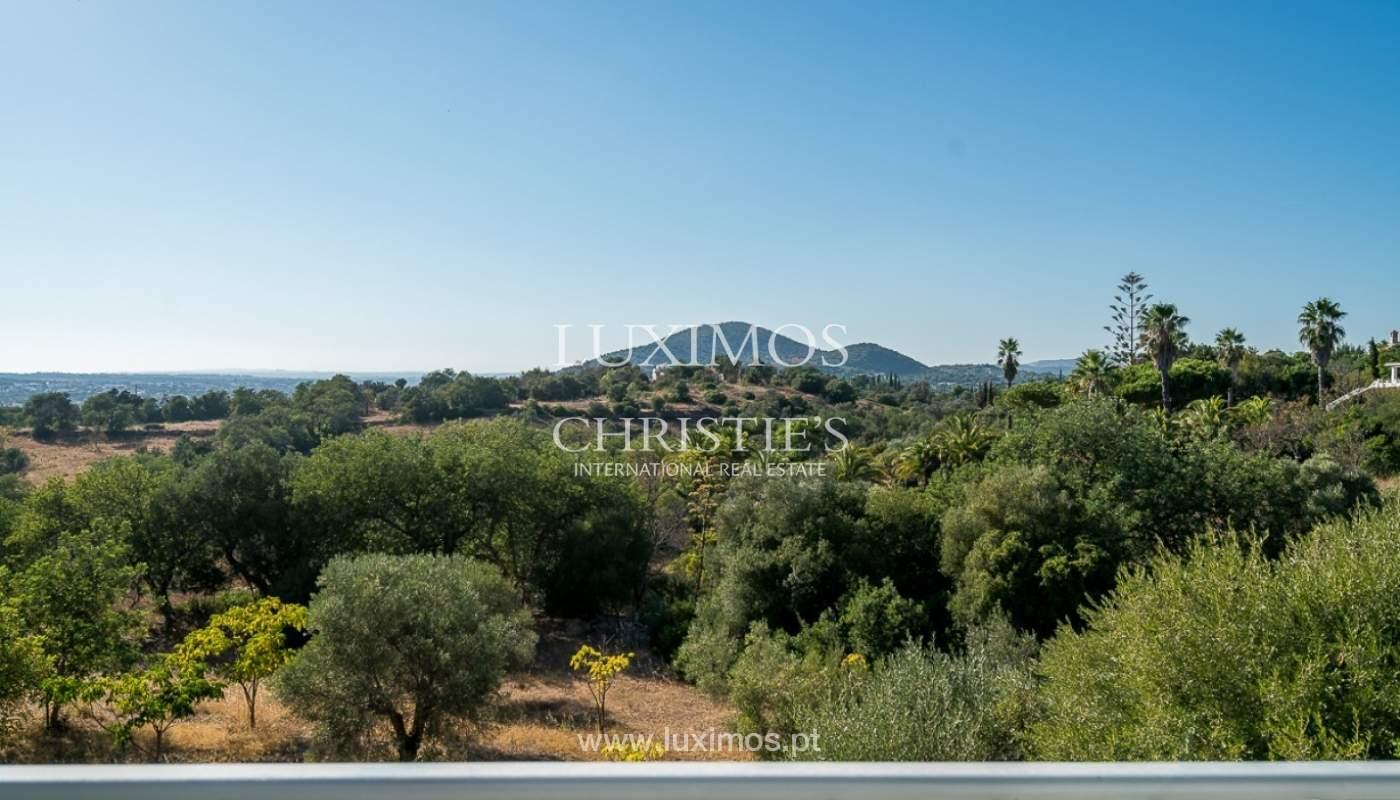 Venda de Moradia com vista mar e campo em Loulé, Algarve_86623