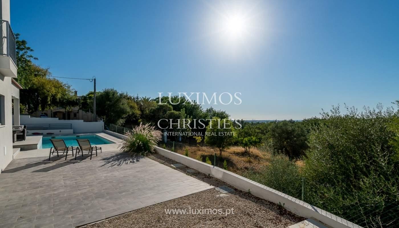 Venda de Moradia com vista mar e campo em Loulé, Algarve_86624