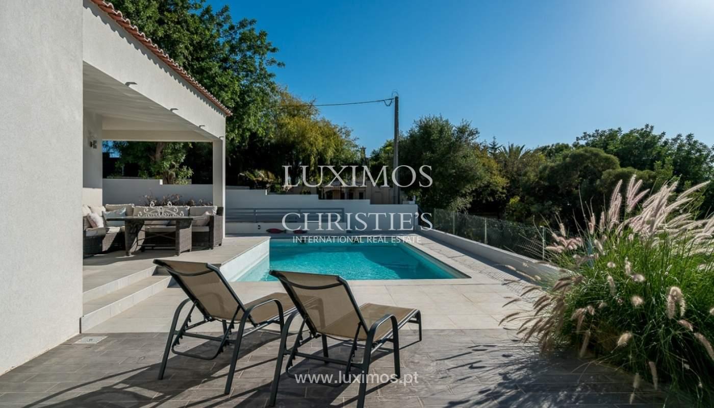 Venda de Moradia com vista mar e campo em Loulé, Algarve_86625
