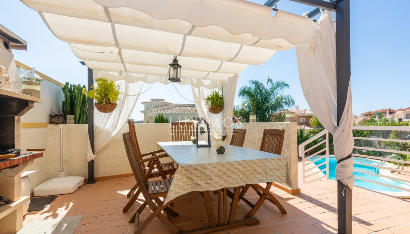 Sale of villa with pool and sea view in Albufeira, Algarve, Portugal_86633