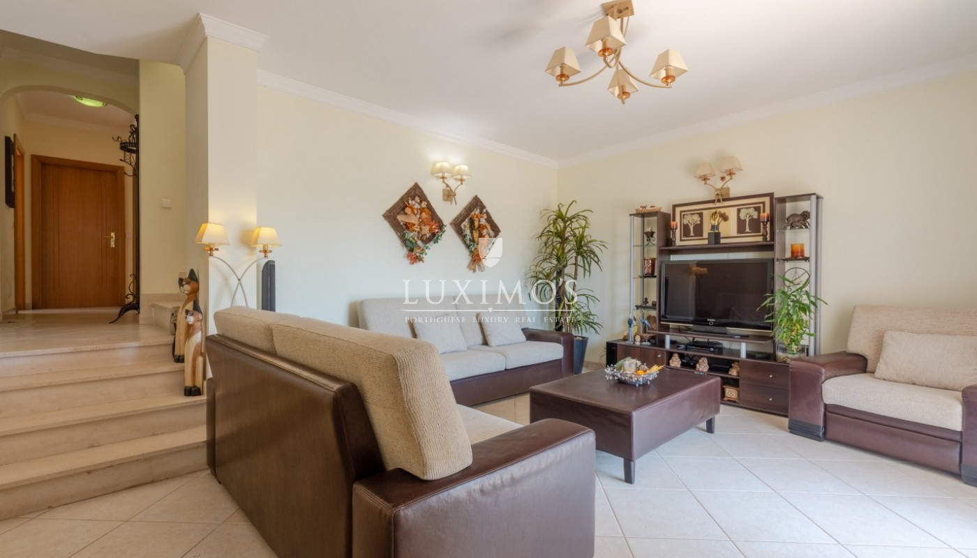 Sale of villa with pool and sea view in Albufeira, Algarve, Portugal_86640