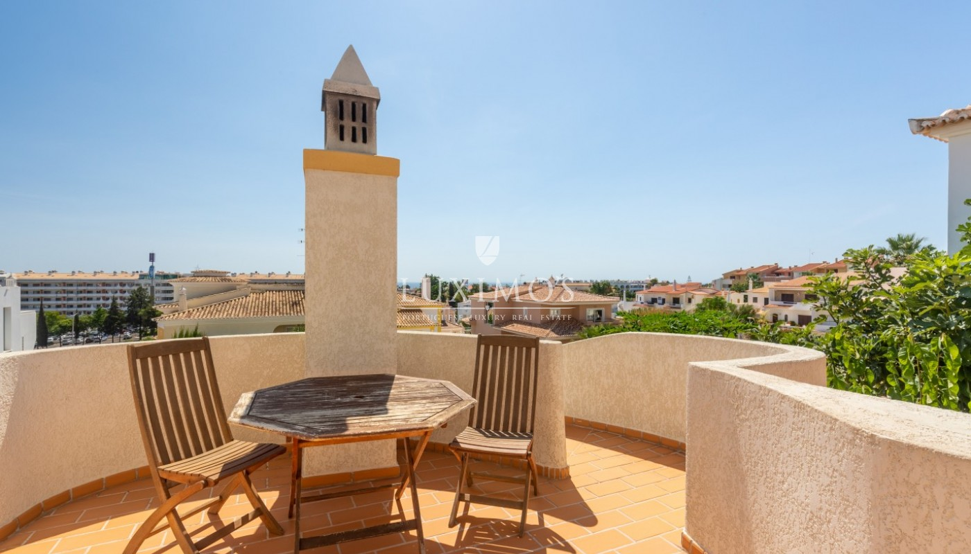 Sale of villa with pool and sea view in Albufeira, Algarve, Portugal_86649