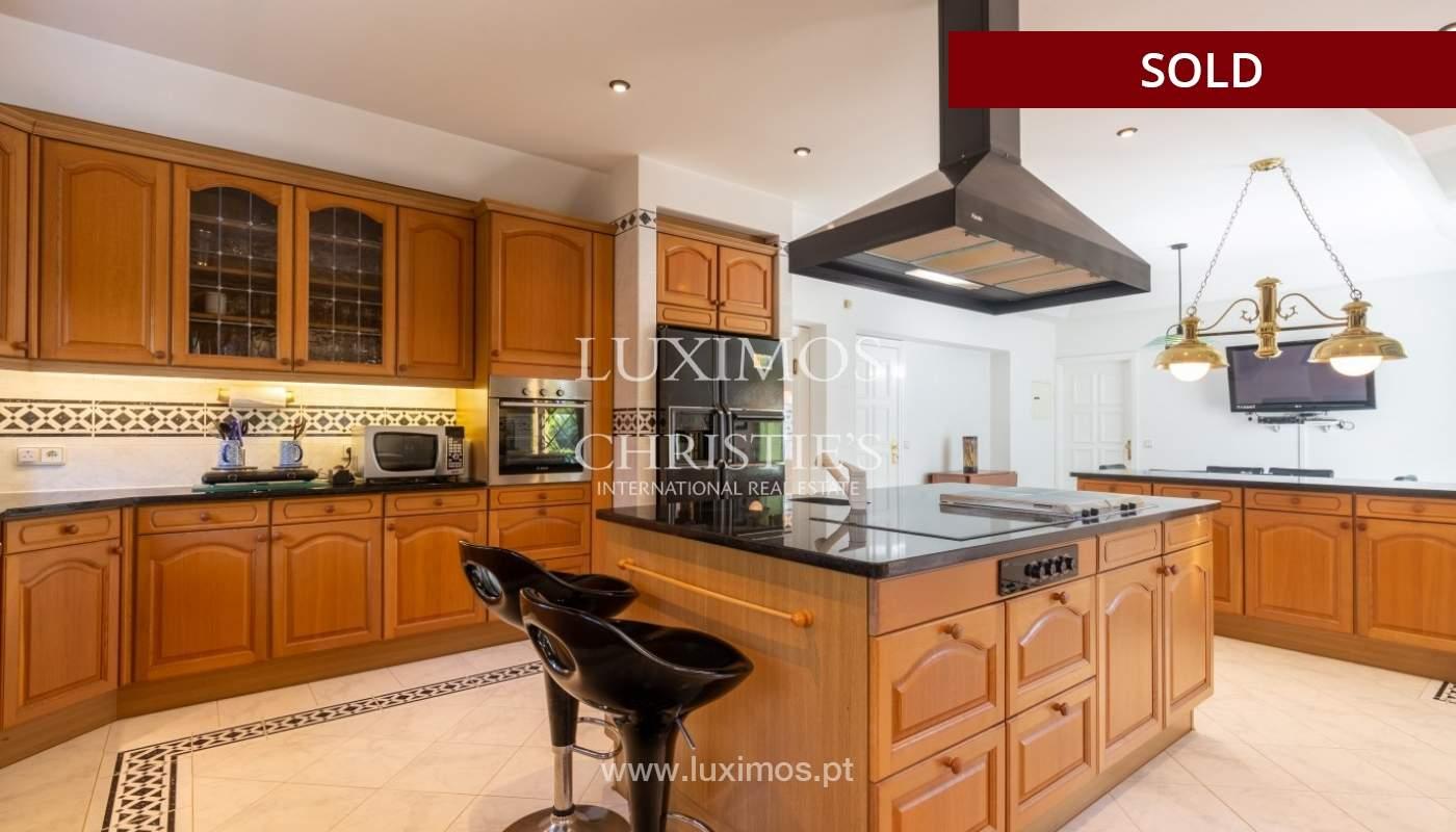 Sale of luxury villa front golf in Vilamoura, Algarve, Portugal_86654