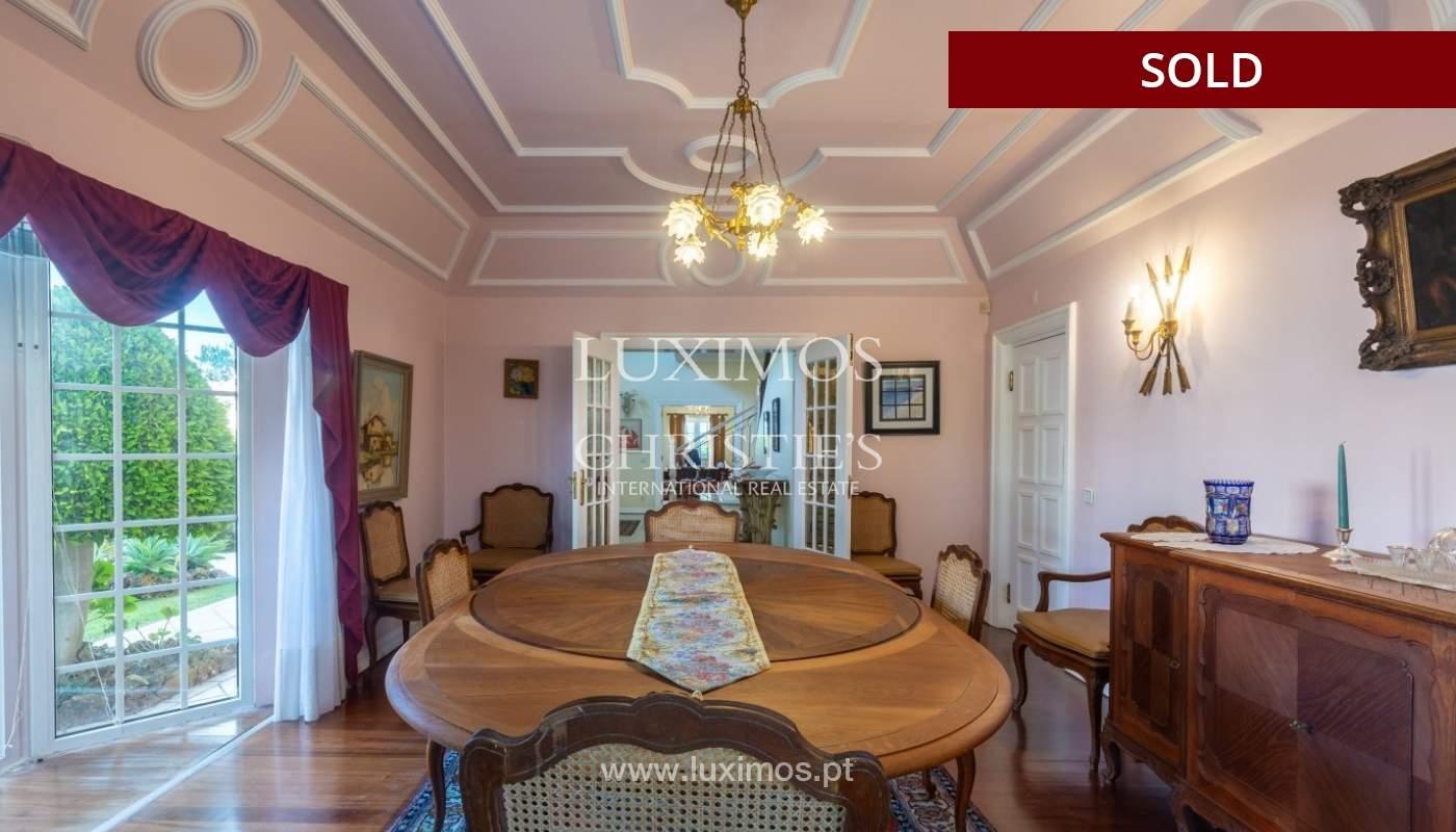Sale of luxury villa front golf in Vilamoura, Algarve, Portugal_86656