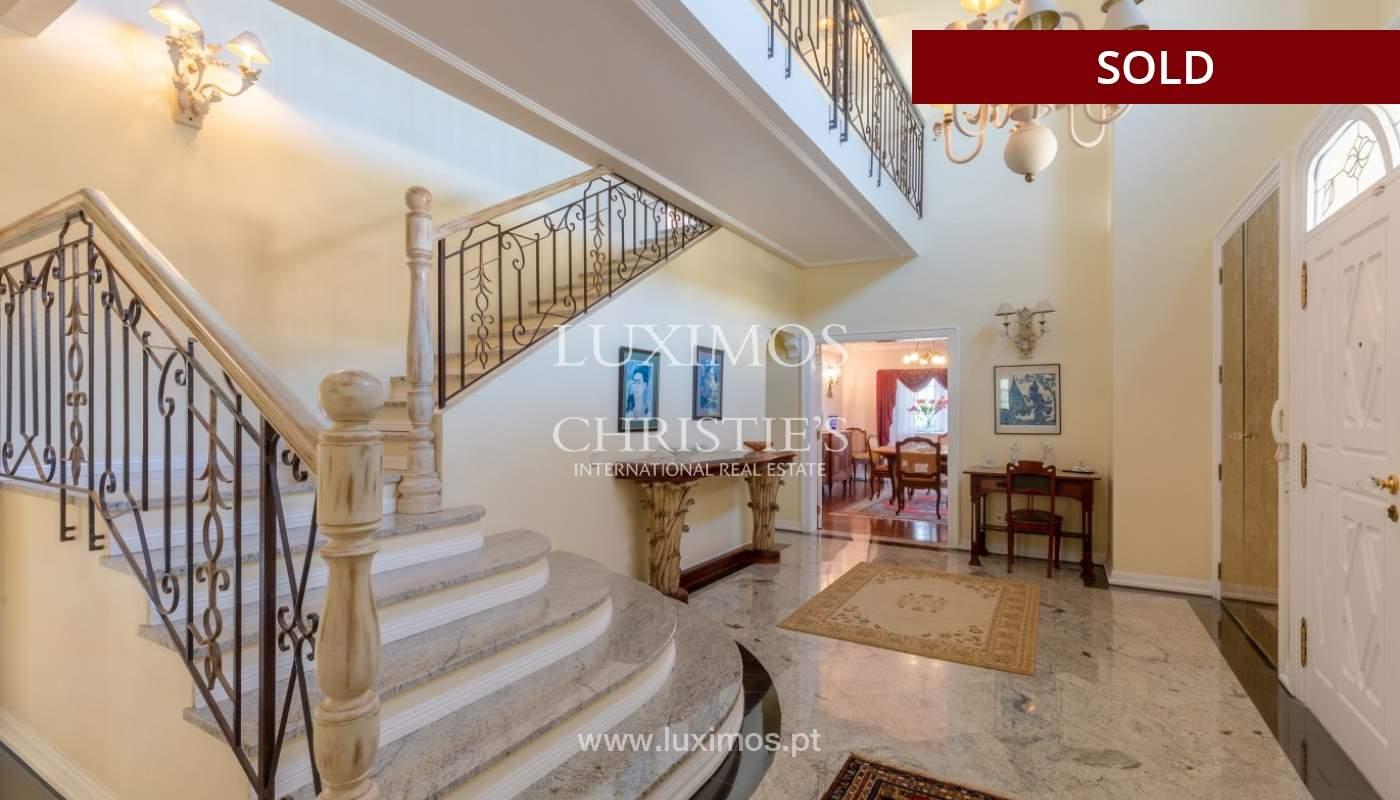 Sale of luxury villa front golf in Vilamoura, Algarve, Portugal_86657
