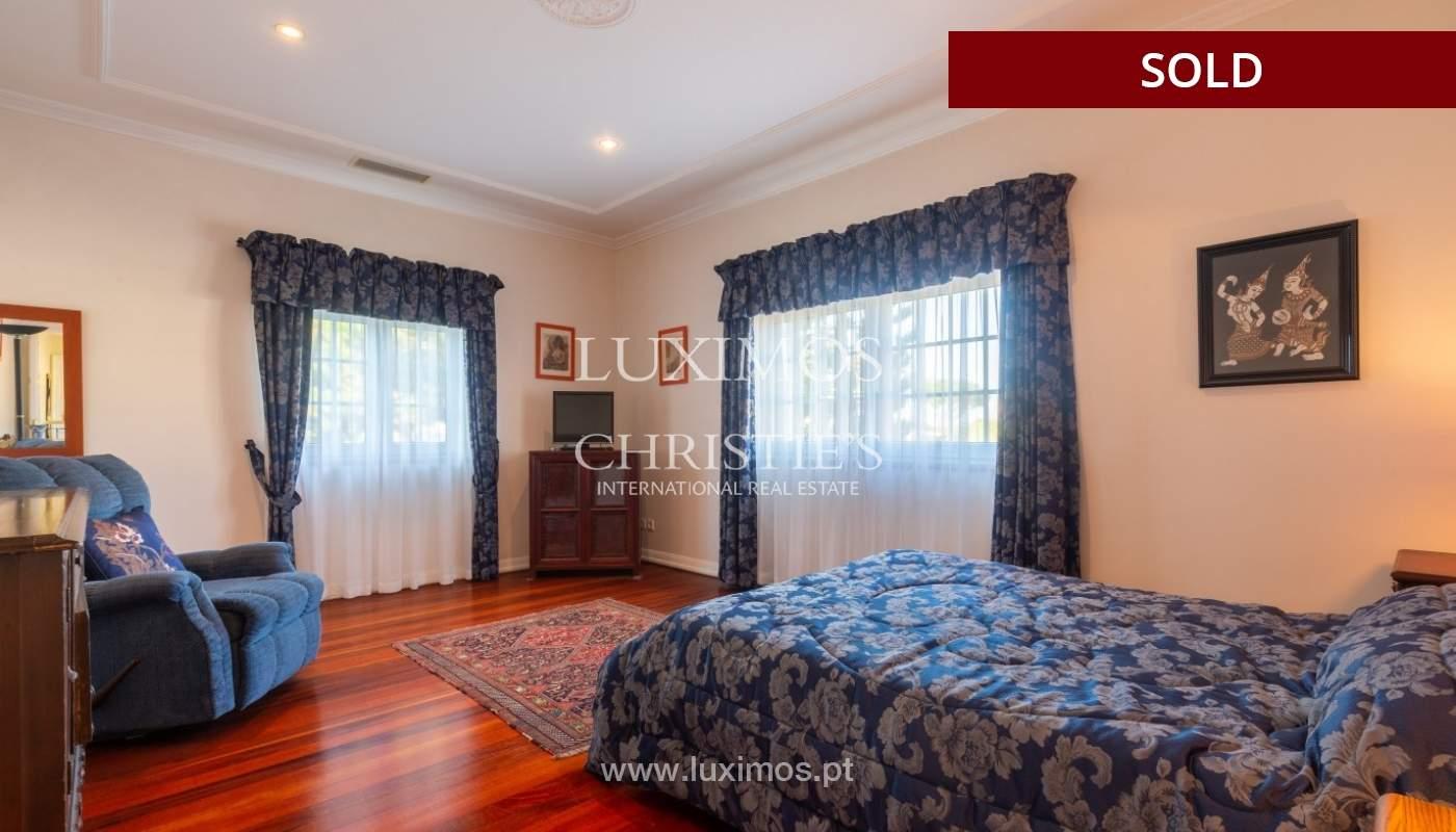 Sale of luxury villa front golf in Vilamoura, Algarve, Portugal_86665