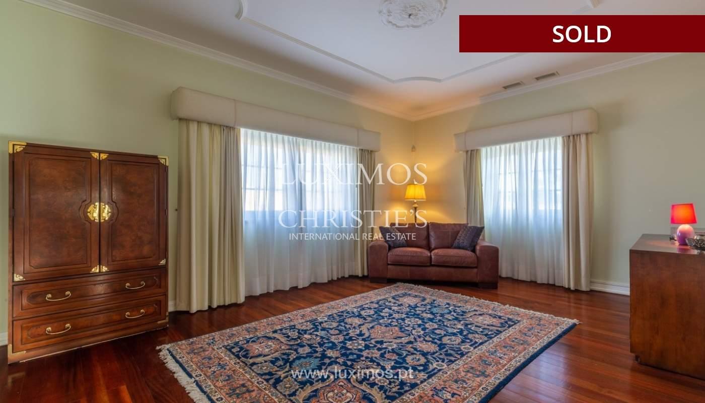 Sale of luxury villa front golf in Vilamoura, Algarve, Portugal_86666
