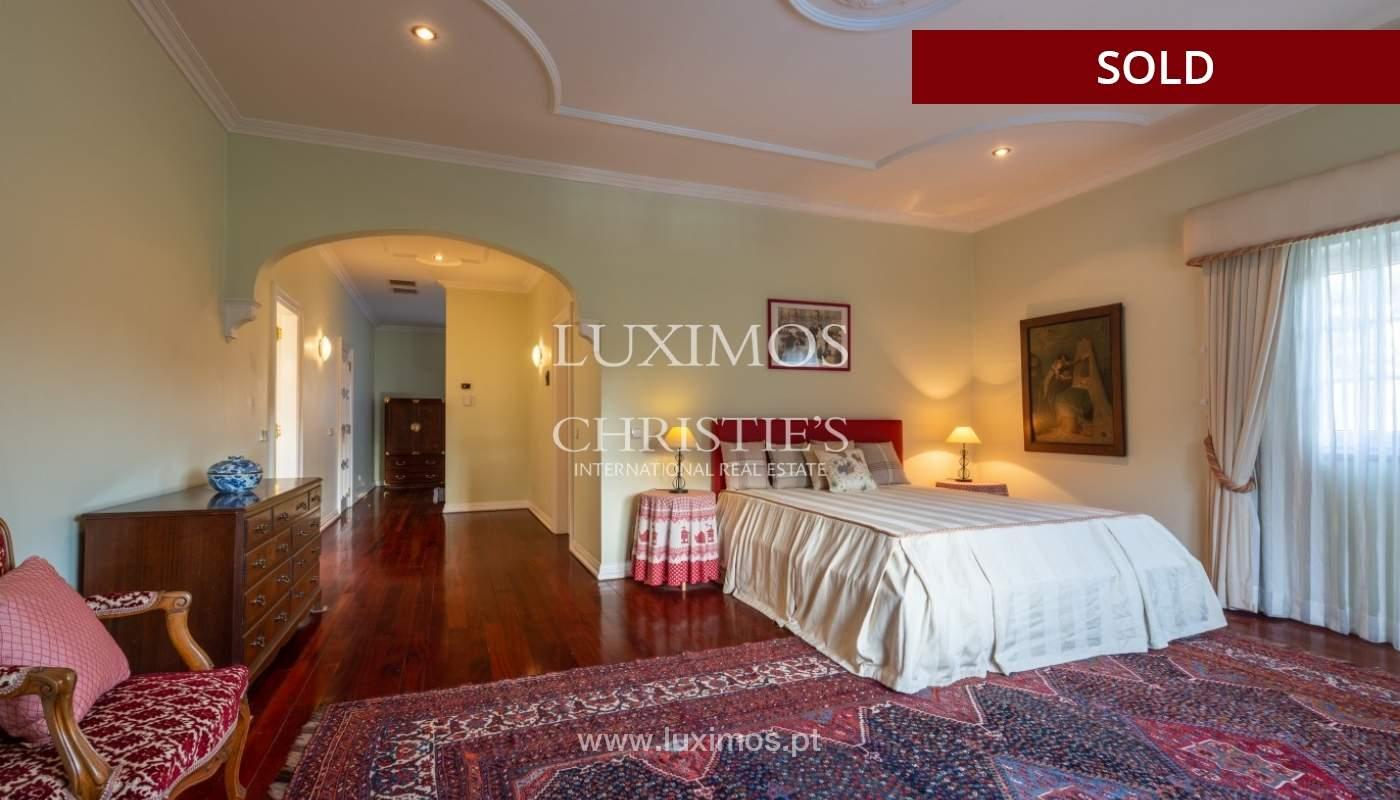 Sale of luxury villa front golf in Vilamoura, Algarve, Portugal_86668