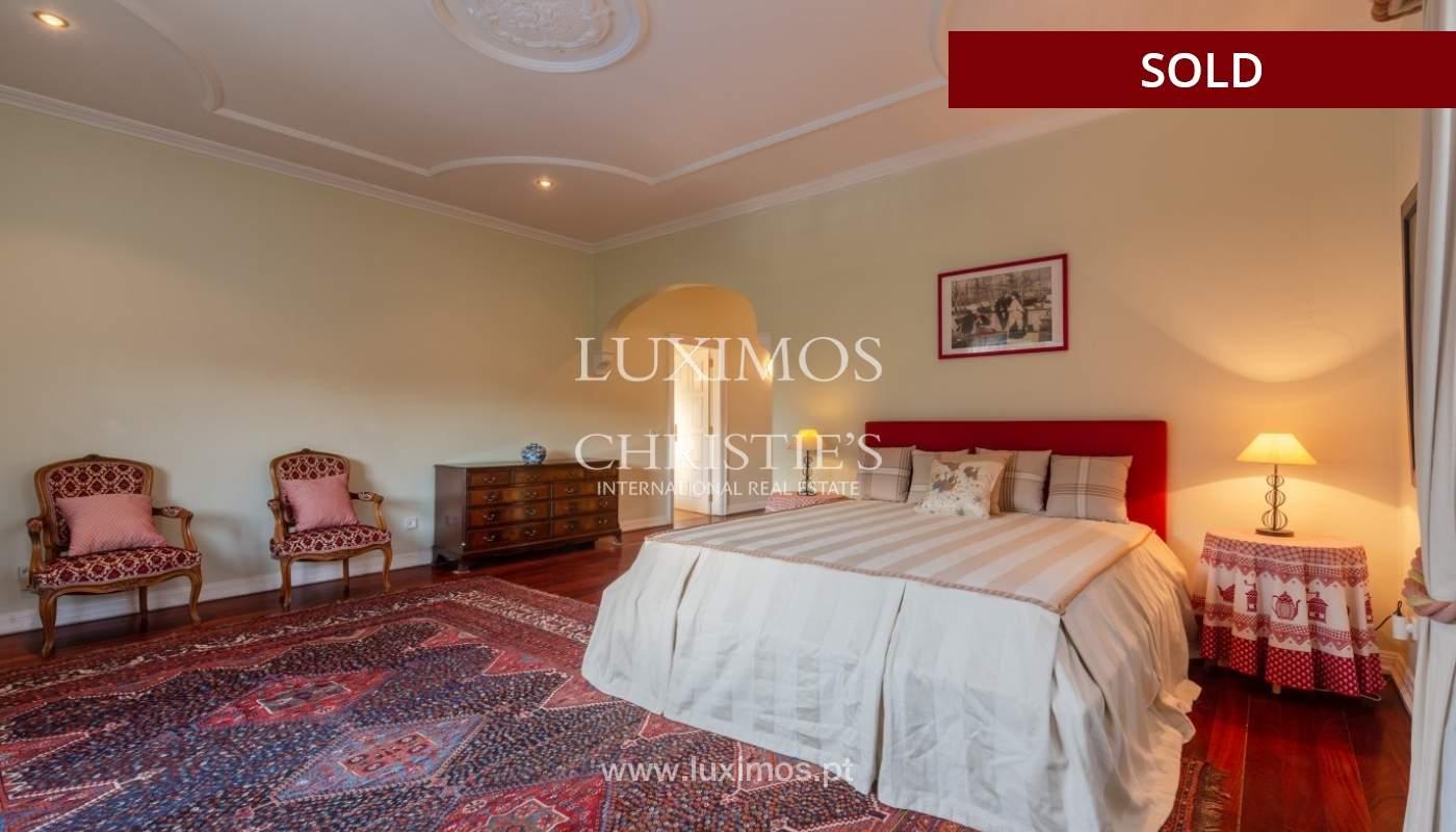 Sale of luxury villa front golf in Vilamoura, Algarve, Portugal_86669