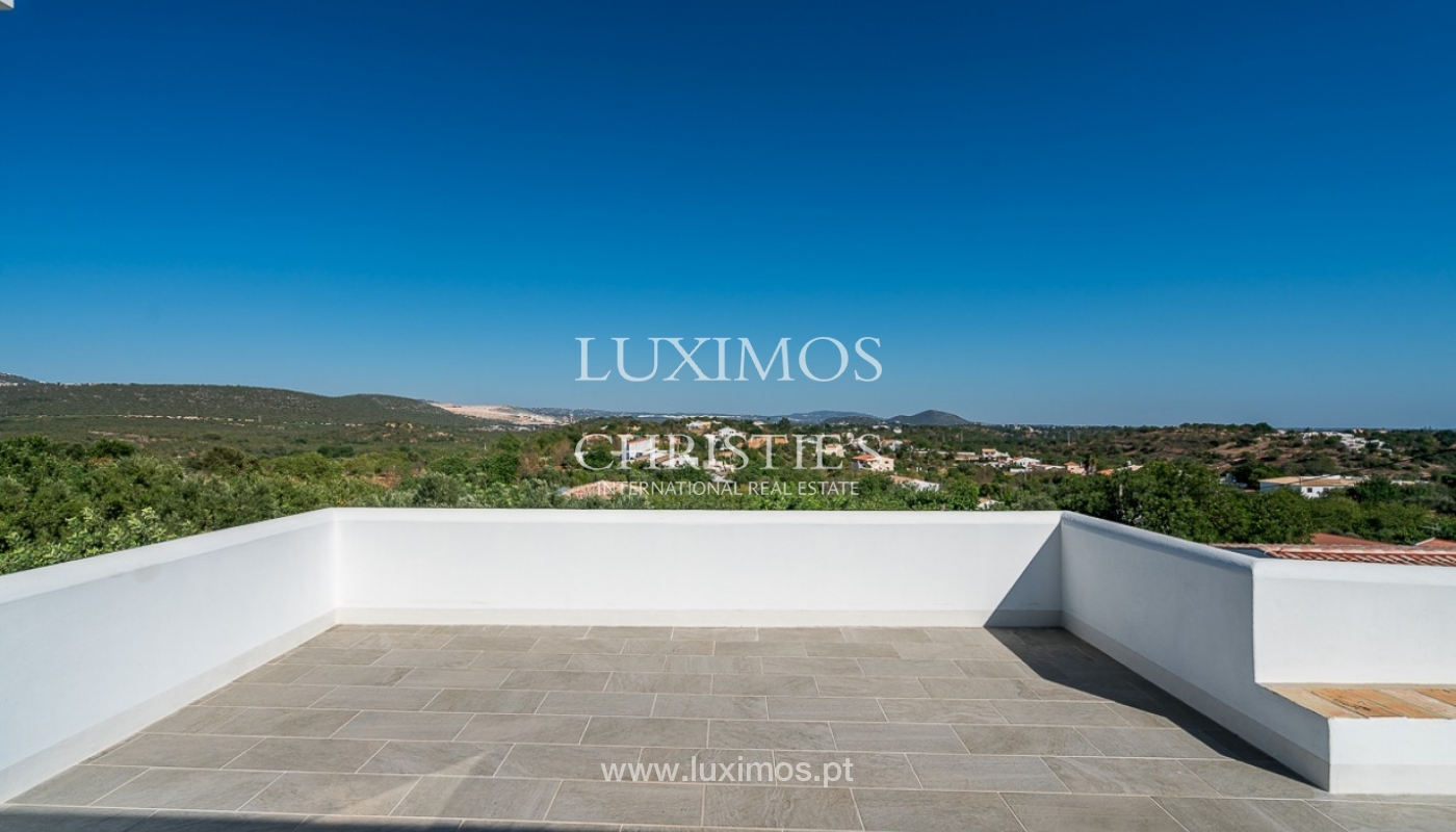 Villa for sale with pool, sea & countryside view, Loulé, Algarve_86929