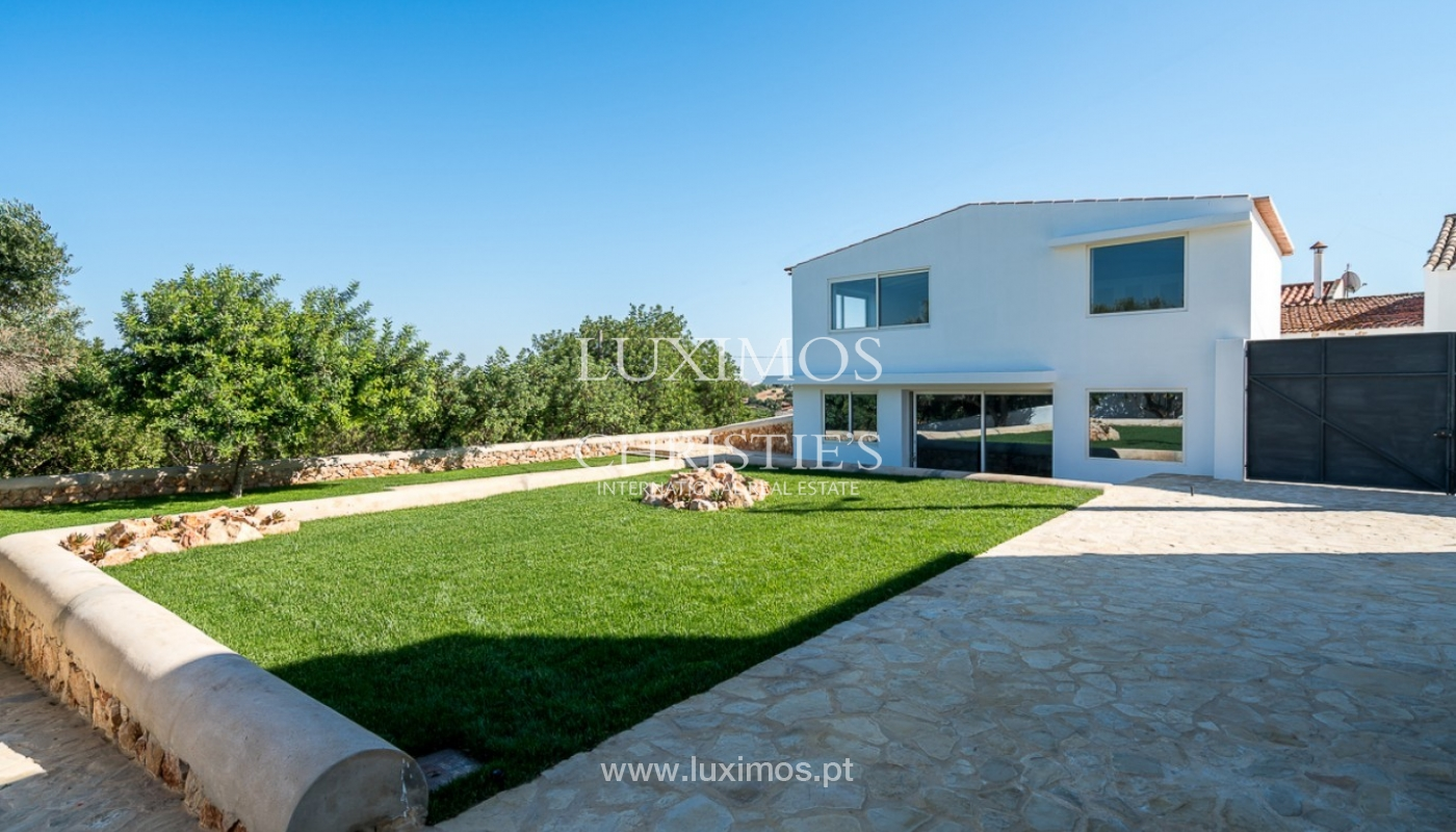 Villa for sale with pool, sea and field view, Loulé, Algarve, Portugal_86931