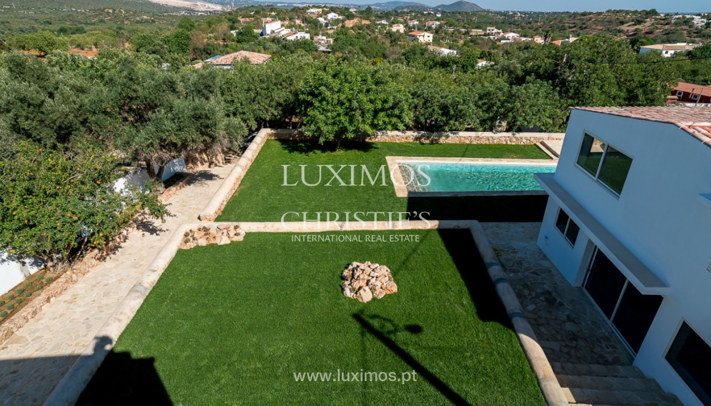Villa for sale with pool, sea & countryside view, Loulé, Algarve_86932