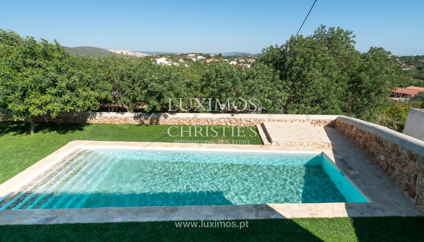 Villa for sale with pool, sea and field view, Loulé, Algarve, Portugal_86937