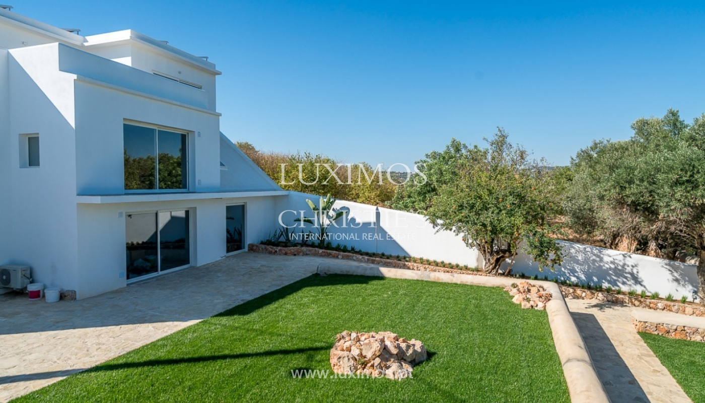 Villa for sale with pool, sea and field view, Loulé, Algarve, Portugal_86938