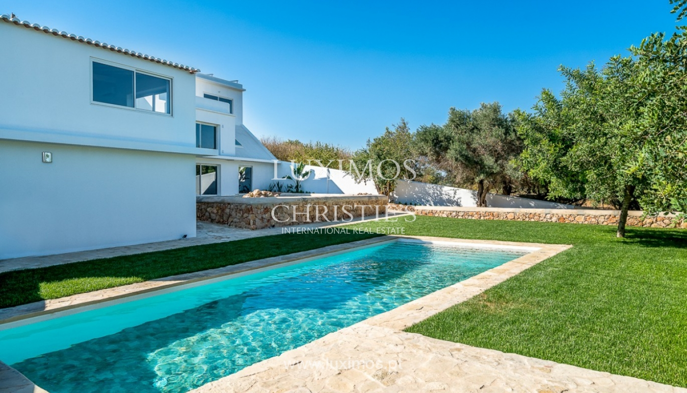 Villa for sale with pool, sea and field view, Loulé, Algarve, Portugal_86940