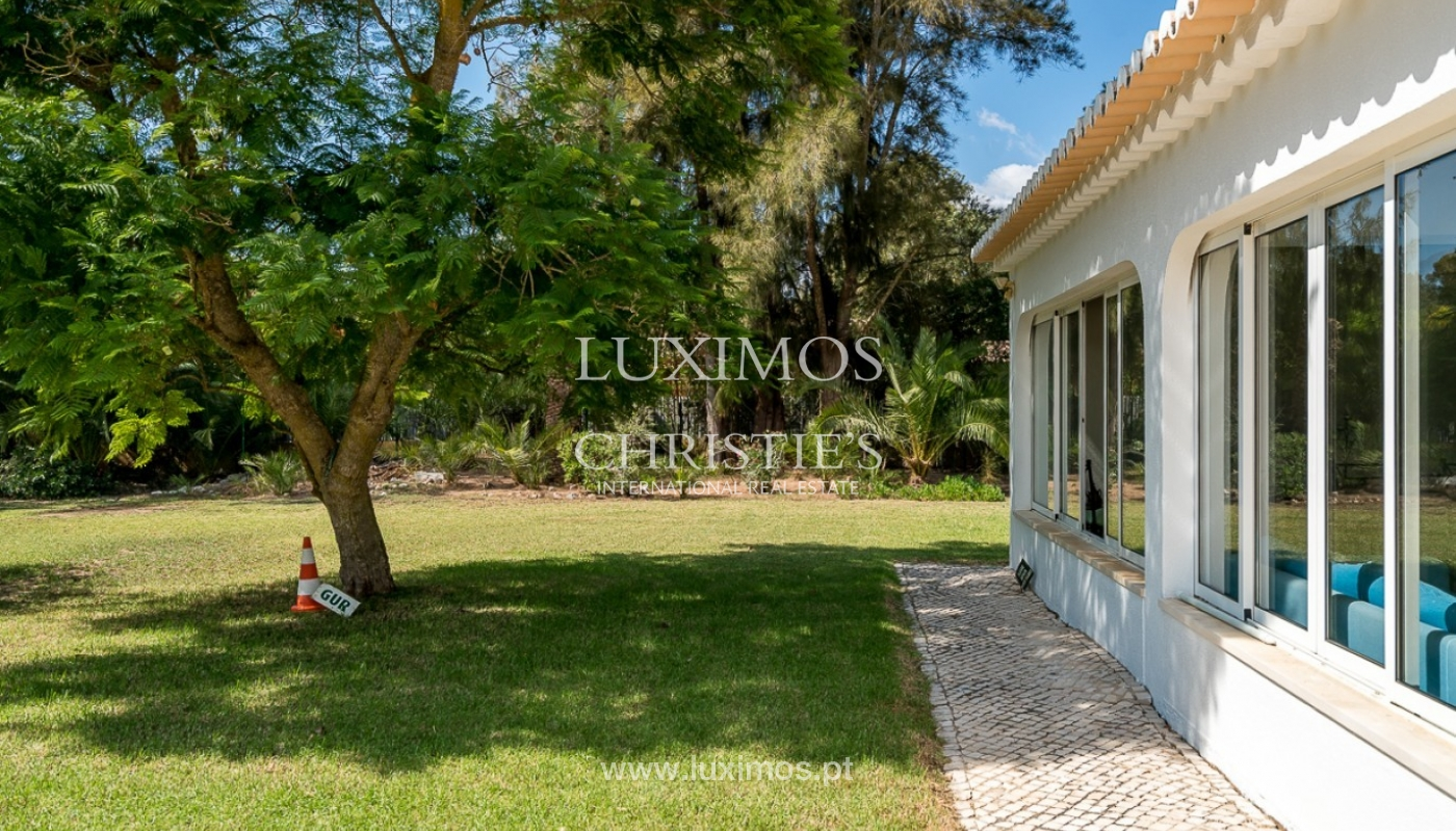 Villa for sale with pool, near beach, golf, Penina, Algarve, Portugal_87006