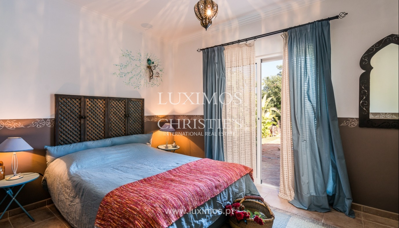 Verkauf einer Villa mit Pool und Meerblick in Loulé, Algarve, Portugal_87164