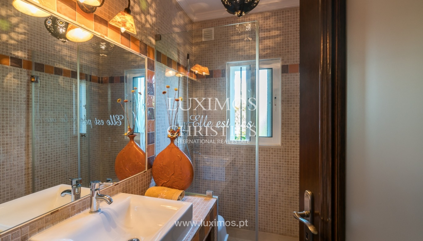 Verkauf einer Villa mit Pool und Meerblick in Loulé, Algarve, Portugal_87165