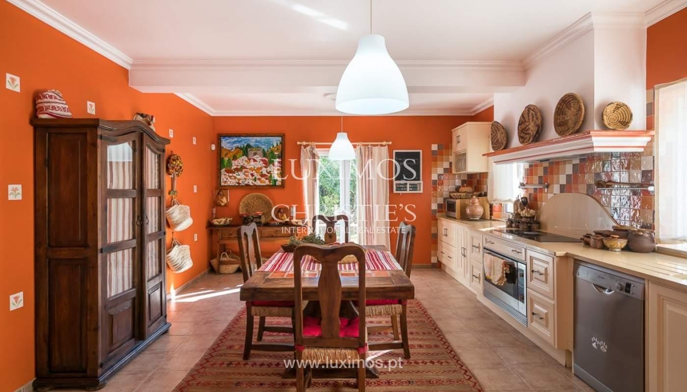 Verkauf einer Villa mit Pool und Meerblick in Loulé, Algarve, Portugal_87167