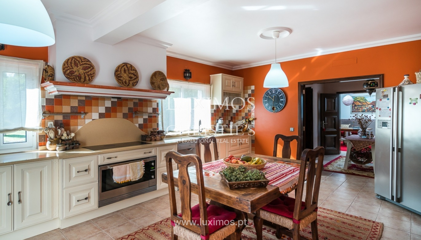 Sale of villa with pool and sea view in Loulé, Algarve, Portugal_87168