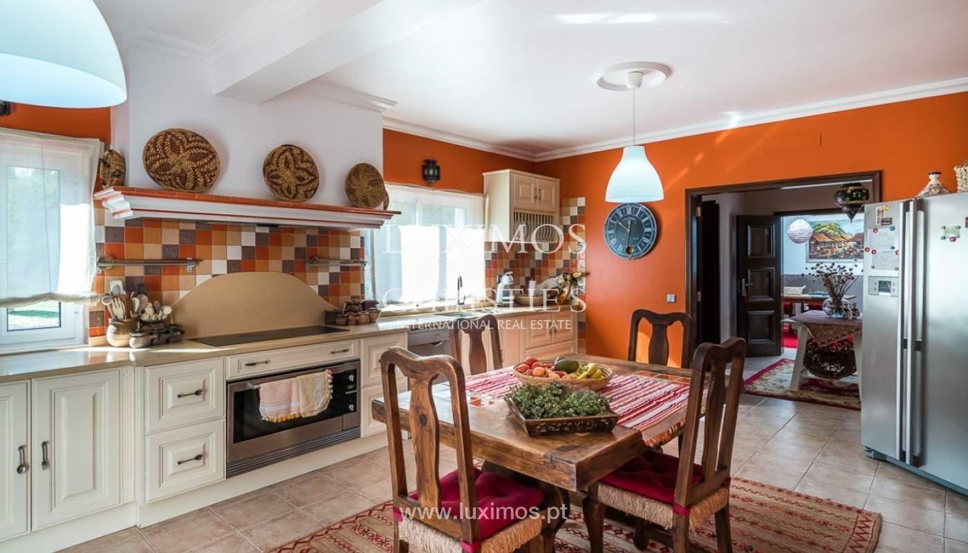 Verkauf einer Villa mit Pool und Meerblick in Loulé, Algarve, Portugal_87168