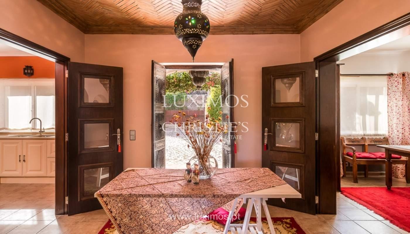 Verkauf einer Villa mit Pool und Meerblick in Loulé, Algarve, Portugal_87170