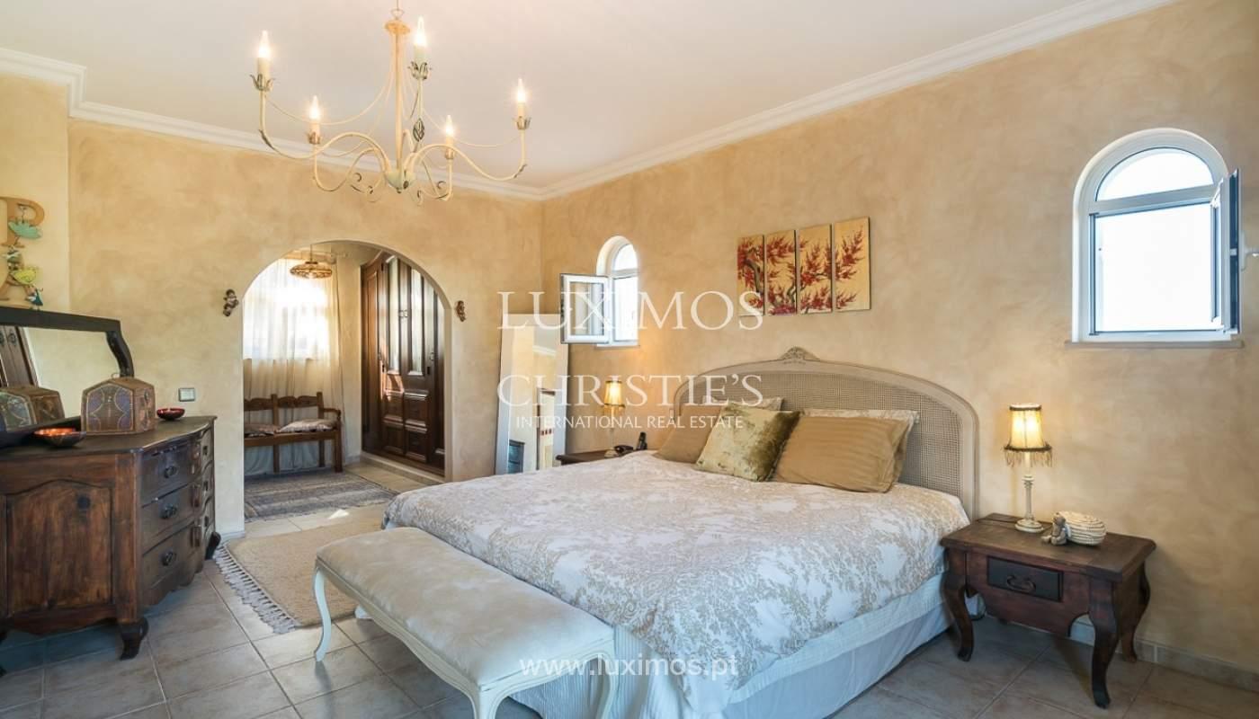 Verkauf einer Villa mit Pool und Meerblick in Loulé, Algarve, Portugal_87171