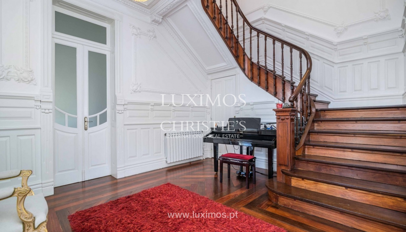 Luxury house with garden for sale, Porto, Portugal _87252